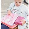 A Lovely Little Company lunchbox glitter roze
