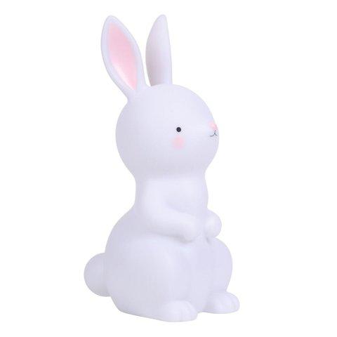 A Lovely Little Company nachtlamp konijn