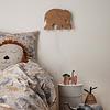 Ferm Living wandlamp kinderkamer olifant oiled oak