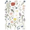 Lilipinso muursticker kinderkamer bloemenweide Country Side