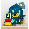 A Lovely Little Company lunchbox jungle dieren set van 4