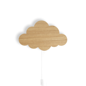 Ferm Living Kids Ferm Living Kids wandlamp wolk oiled oak