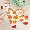 Sass & Belle vloerkleedje kinderkamer giraffe