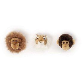 Wild & Soft Wild & Soft  dierenkoppen mini jungle