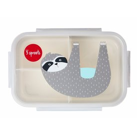 3 Sprouts 3 Sprouts bento lunchtrommel luiaard