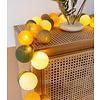 Cotton ball lights lichtslinger Jungle USB
