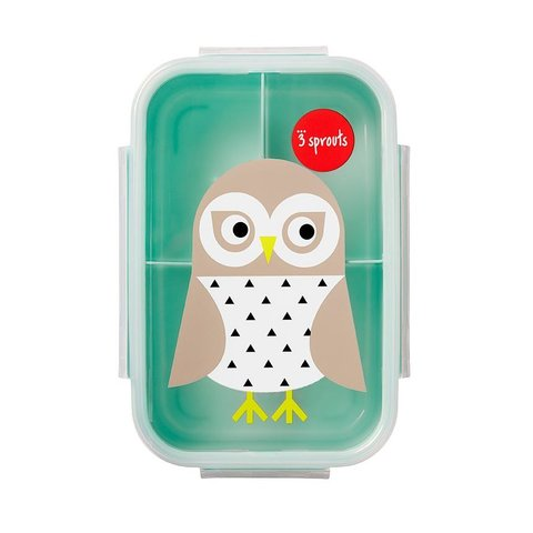 3 Sprouts bento lunchtrommel uil