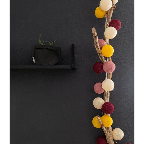 Cotton ball lights lichtslinger Autumn USB