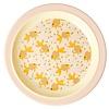 Rice melamine kinderbord goudvis print
