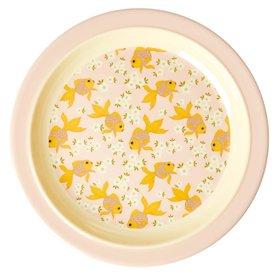 rice Denmark Rice melamine kinderbord goudvis