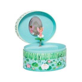 Petit Monkey Petit Monkey muziekdoosje elfje Water Fairy