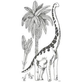 Lilipinso Lilipinso muursticker dinosaurus  XL