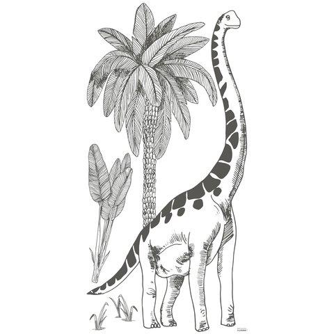 Lilipinso muursticker dinosaurus  XL