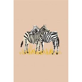 Mimi'lou Mimilou poster kinderkamer zebra
