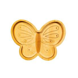 Sass & Belle Sass en Belle kinderbord bamboe vlinder