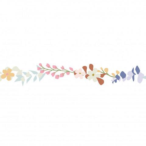 Mimilou muursticker bloemen Frise Liv