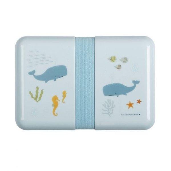 A Lovely Little Company A Lovely Little Company lunchbox oceaan