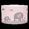 Little Dutch hanglamp silhouette Zoo roze