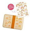 A Lovely Little Company lunchbox  regenboog