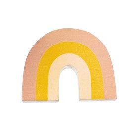 Sass & Belle Sass & Belle deurknopje regenboog