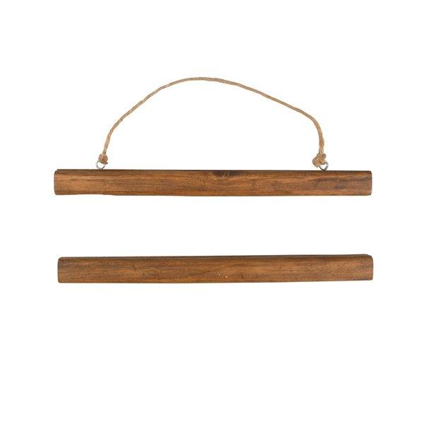 Sass & Belle Sass en Belle poster frame hout  31 cm