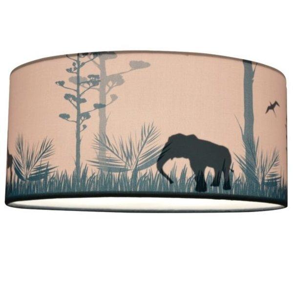 Land of Kids Land of Kids plafond lamp silhouette safari camel