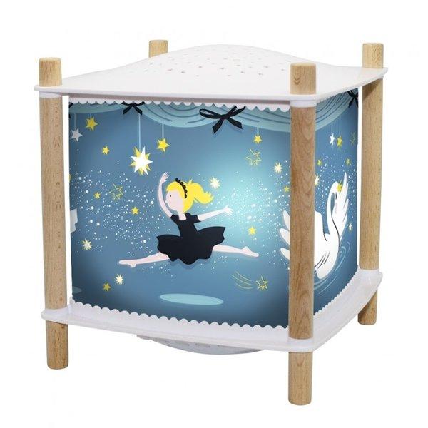 Trousselier Trousselier magische lamp ballerina Revolution 2.0  blauw