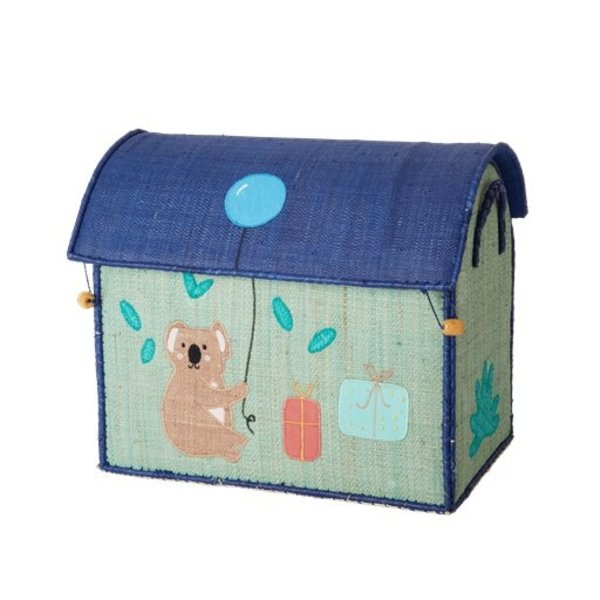 rice Denmark Rice speelgoedmand huis Birthday Animals koala beer