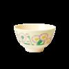 Rice melamine schaaltje bloemen Daisy print