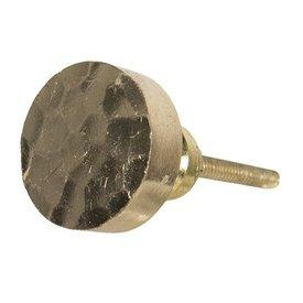 Clayre & Eef Clayre & Eef deurknopje rond goud