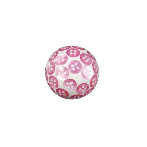 La Finesse kastknopje knoopjes roze