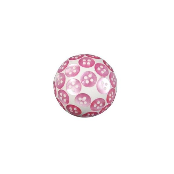 La Finesse La Finesse kastknopje knoopjes roze
