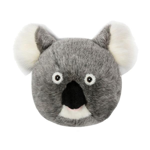 Wild & Soft Wild & Soft dierenkop  koala