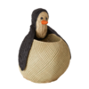 Rice Denmark opbergmand pinguïn