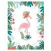 Lilipinso kinderposter flamingo Rio
