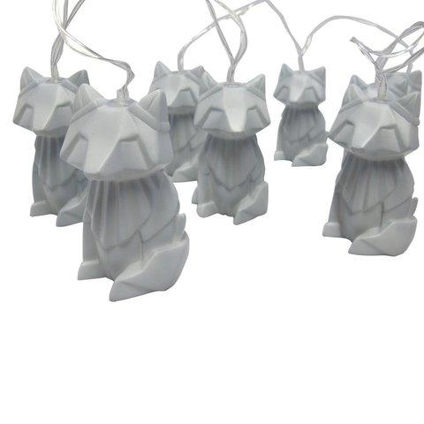 House of Disaster lichtslinger vos grijs