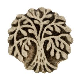 Clayre & Eef Clayre en Eef deurknopje boom beige