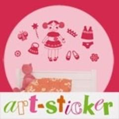 Art-Sticker