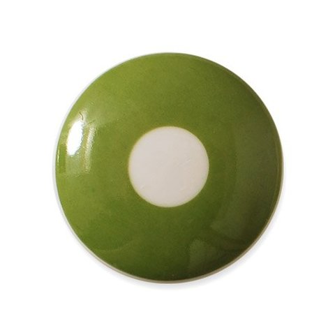 Aspegren deurknopje kinderkamer polka groen