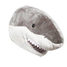 Wild & Soft Wild & Soft dierenkop haai