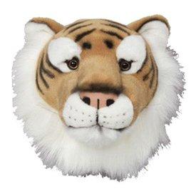 Wild & Soft Wild & Soft dierenkop tijger