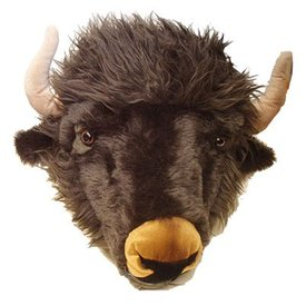 Wild & Soft Wild & Soft beestenkop buffel