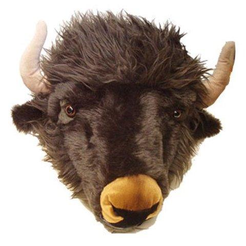 Wild & Soft beestenkop buffel