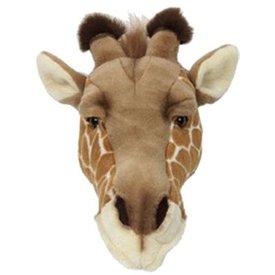 Wild & Soft Wild & Soft  dierenkop giraffe