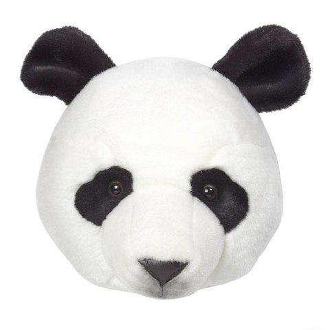 Wild & Soft beestenkop pandabeer