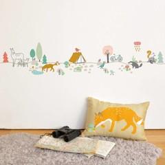 Muurdecoratie Babykamer Meisje.Prachtige Muurstickers En Raamstickers Voor De Baby En Kinderkamer