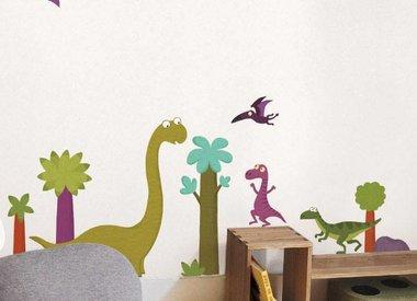 Dino kinderkamer