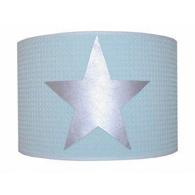 Designed4Kids Designed4Kids kinderlamp ster mint