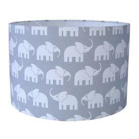 Designed4Kids Designed4Kids hanglamp babykamer olifantjes