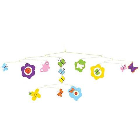 Djeco mobiel vlinders